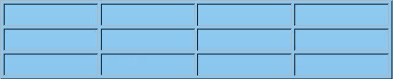 Обычная таблица html